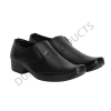 Kraasa 1018 Slip On Shoe  (Black)