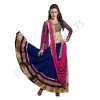 Fashion Surat Self Design Women's Ghagra, Choli, Dupatta Set  (Stitched)
