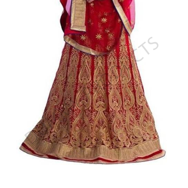 1eebb964e Chamunda Enterprise Embroidered Women s Lehenga